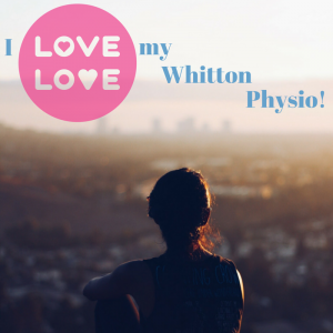 My Whitton physio facebook